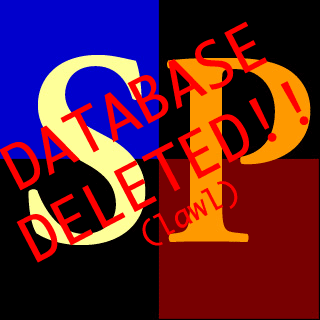 Deleted Database